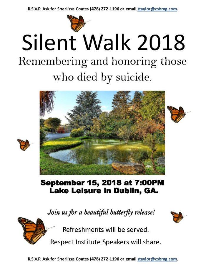 Silent Walk Flyer 2018p1